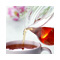かなりピンボケ 紅茶の写真