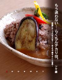 雑穀米のカレー topサブ写真