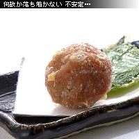 梅干しの天ぷら 作例a
