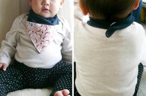 ちょいマキ赤ちゃんモデル6