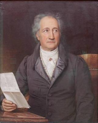 ゲーテの肖像