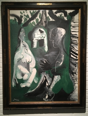 picasso_Breakfast in the Green 1963.jpg