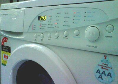 節水型洗濯機