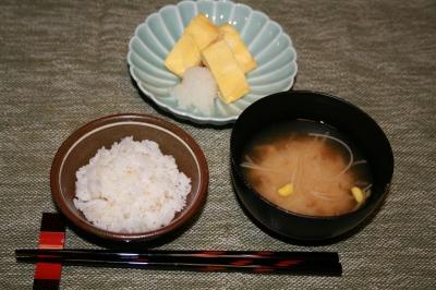 飯・味噌汁