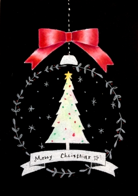 クリスマス課題