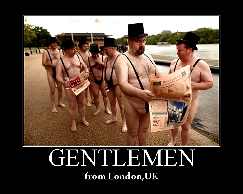 gentlemen from london
