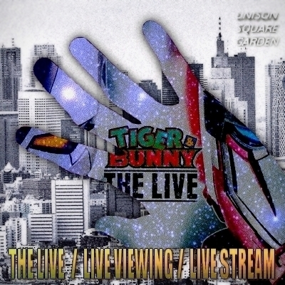 orion tiger & bunny the live