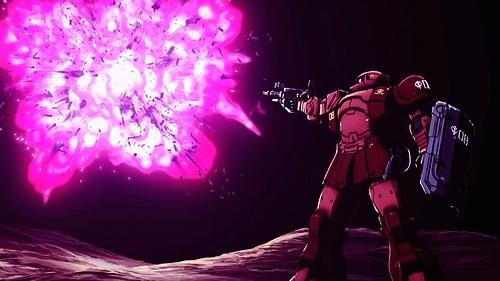 Gundam THE ORIGIN 4v