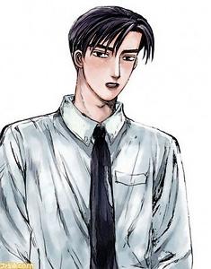 Initial D Ryosuke Takahashi