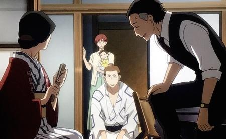 syowa genroku rakugo shinju 2nd #3c