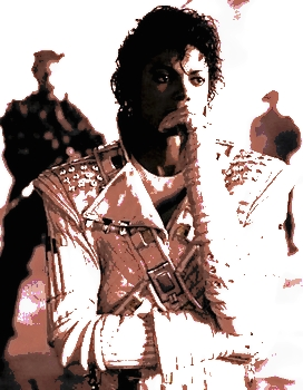 michael jackson CAPTAIN EO 10