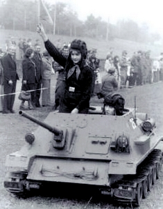 пионерская танковая бригада