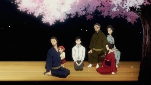 syowa genroku rakugo shinju 2nd #12a