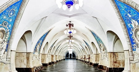 moscow-metro-station