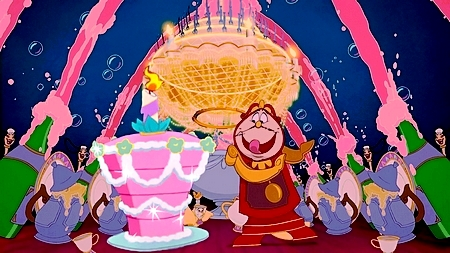 Beauty and the Beast 1991 birthday