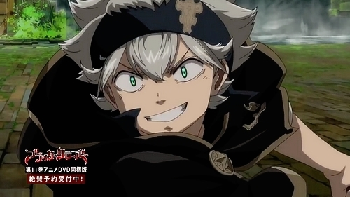 Black Clover anime