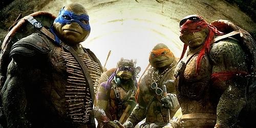 Ninja Turtles 2 movie 2016