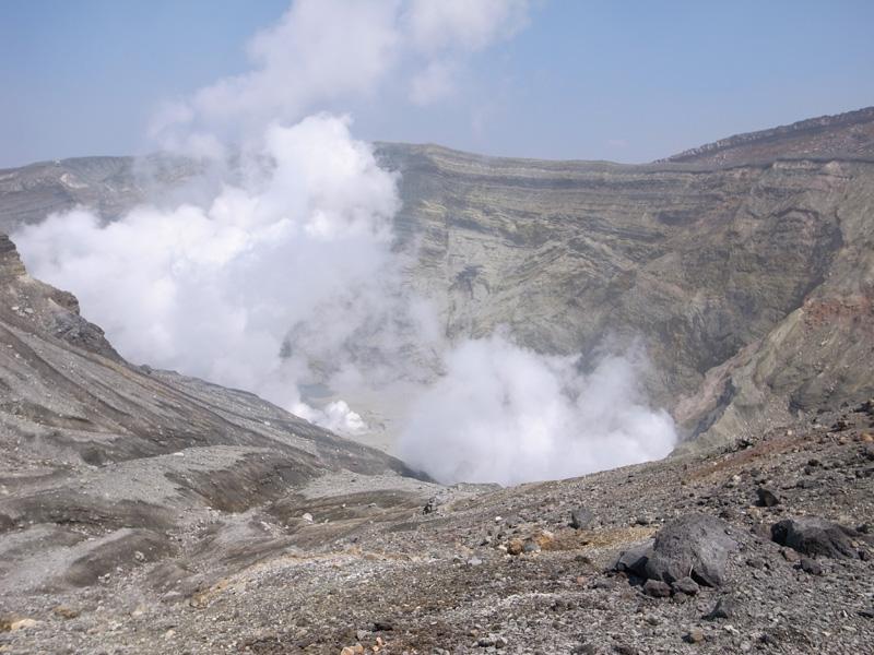 阿蘇火口20110404