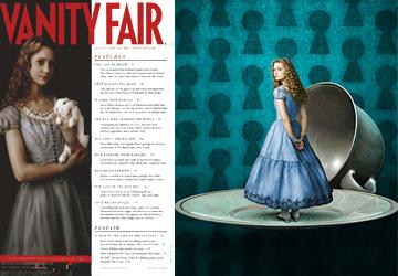 Vanity Fair:アリス