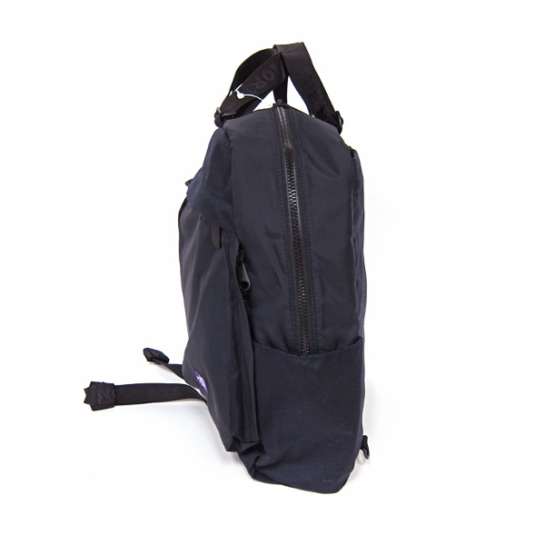 NORTH FACE PURPLE LABEL CORDURA Nylon 3Way Briefネイビー (600x600).jpg