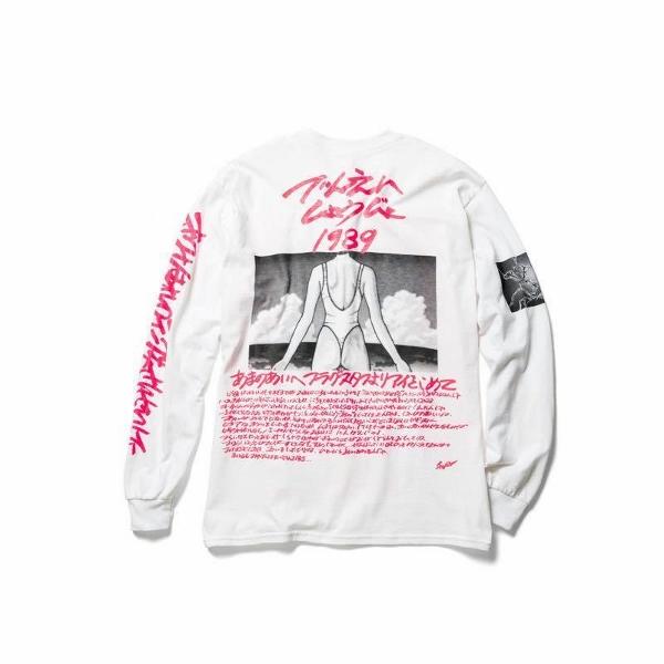 F-LAGSTUF-F フラグスタフ 1989 LS Tee pink back.jpg