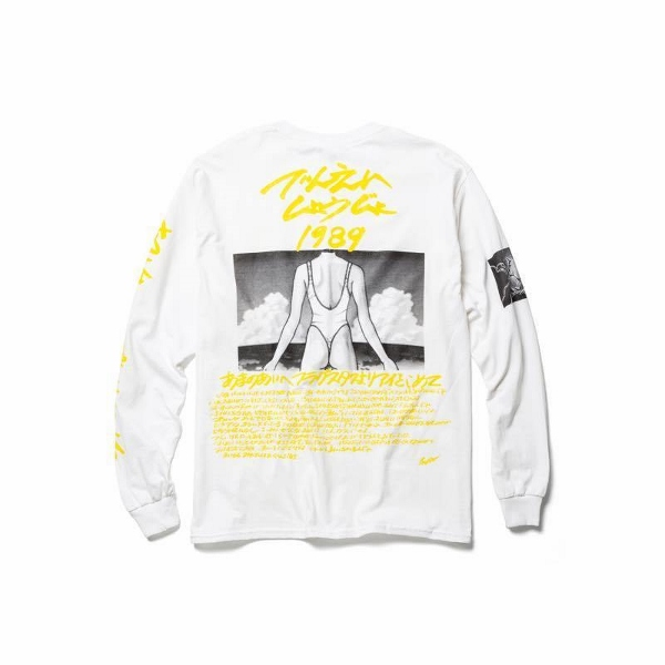 F-LAGSTUF-F フラグスタフ 1989 LS Tee YELLOW back.jpg