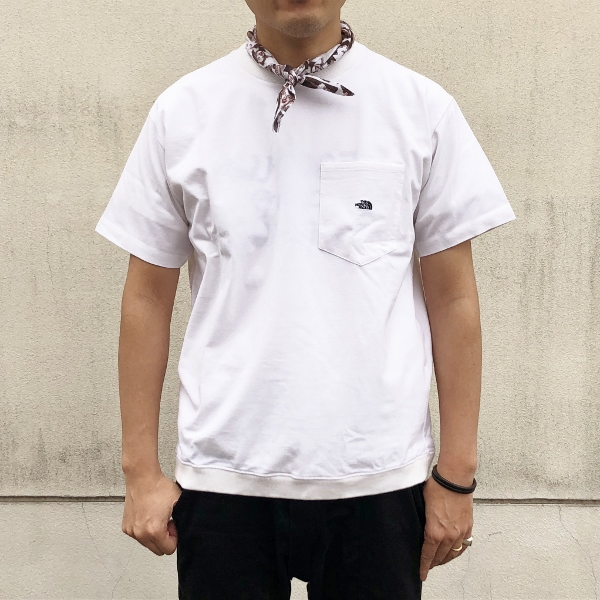 High Bulky HS Pocket Tee ホワイト (600x600).jpg