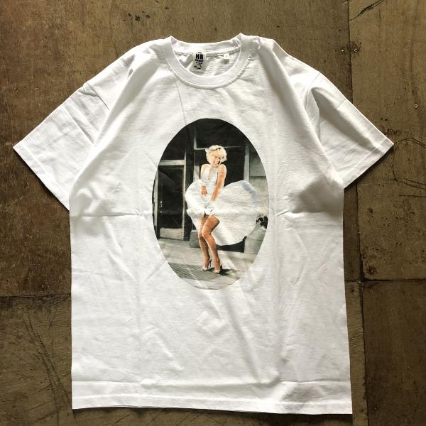 MARILYN MONROE・HRM ターンアップTシャツ (600x600).jpg