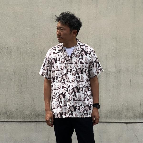 MARILYN MONROE・HRM ハワイアンシャツ アロハ (600x600).jpg
