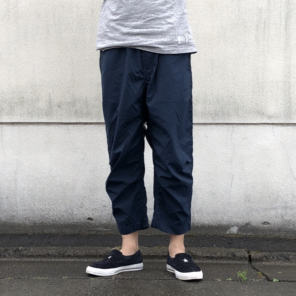 THE NORTH FACE PURPLE LABEL クロップドパンツ navy (600x600).jpg