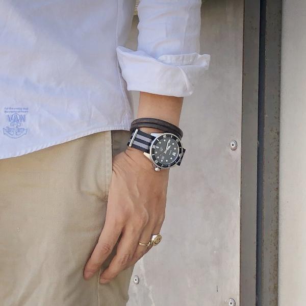CASIO 腕時計 ダイバーウォッチ 着用 (600x600).jpg