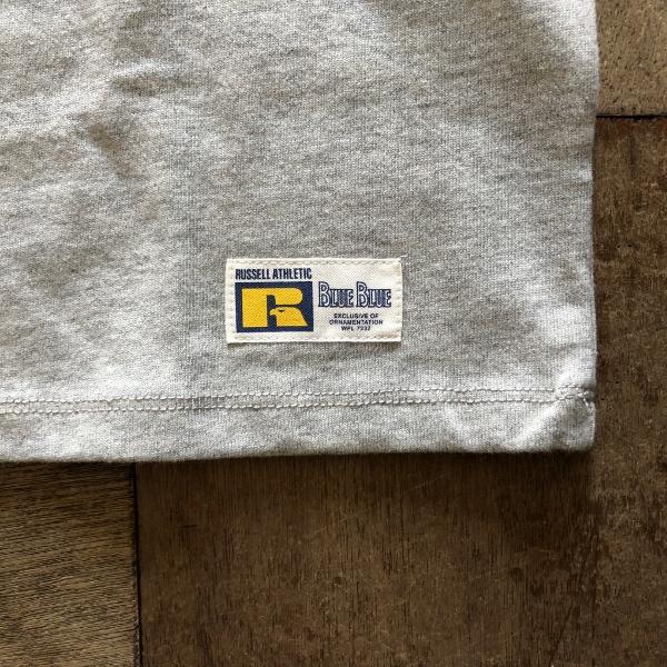 RUSSELL・BLUE BLUE BLUEパッチTシャツ (600x600).jpg