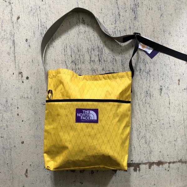 X-Pac Shoulder Bag ノースフェイス イエロー (600x600).jpg