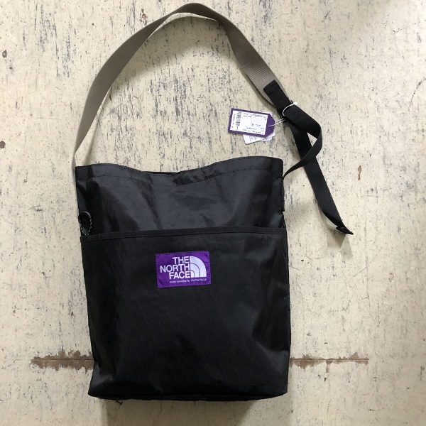 X-Pac Shoulder Bag ノースフェイス ブラック (600x600).jpg