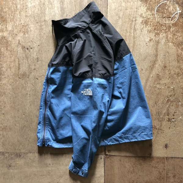 Mountain Field Jacket THE NORTH FACE PURPLE LABEL インディゴ (600x600).jpg