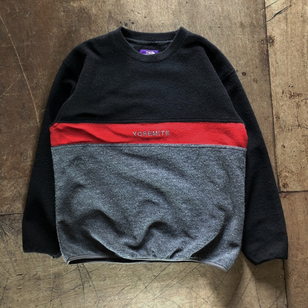 Crew Neck Sweater northface purple label (600x600).jpg