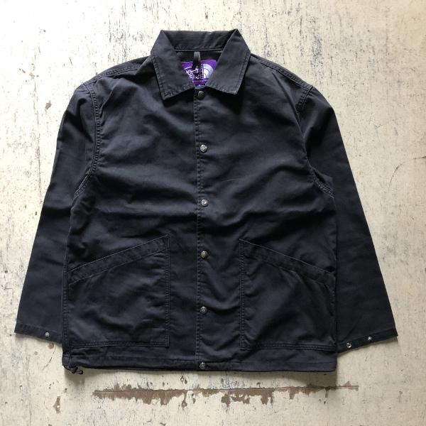 Herringbone Twill C.P.O Jacket ノースフェイス (600x600).jpg