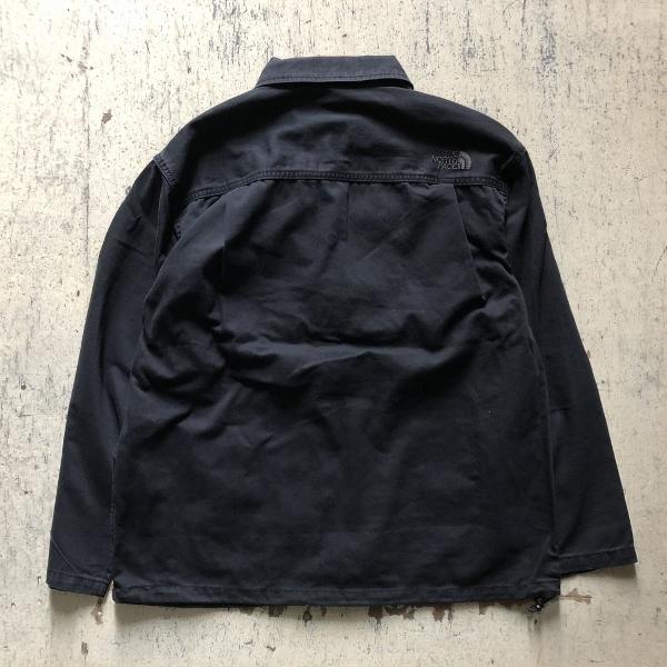 Herringbone Twill C.P.O Jacket ノースフェイス パープルレーベル (600x600).jpg