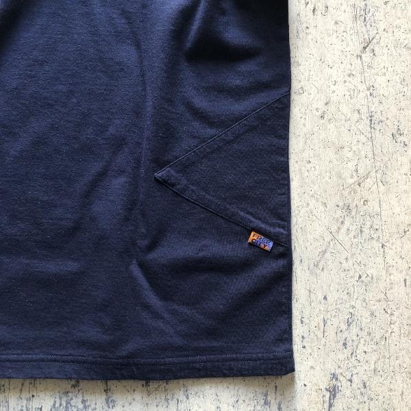 トライアングルパッチ ソフトコットンTシャツ ピスネーム (600x600).jpg