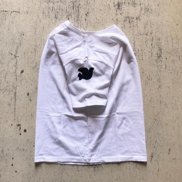 TWO IN ONE DV ショートスリーブTシャツ フリーシティー ホワイト (600x600).jpg