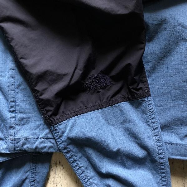 northface purpla label Indigo Mountain Wind Pullover ロゴ (600x600).jpg