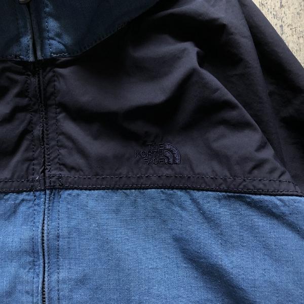 northface purpla label Indigo Mountain Wind Pullover 胸ロゴ (600x600).jpg