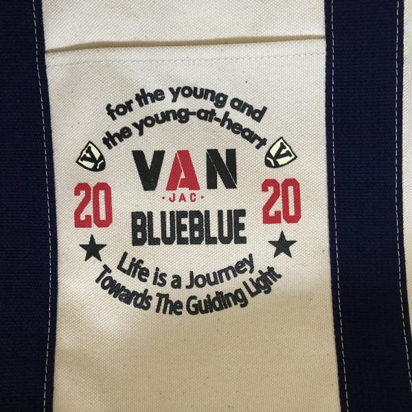 VAN JACKET・BLUE BLUE キャンバストートバッグ ロゴ (600x600).jpg