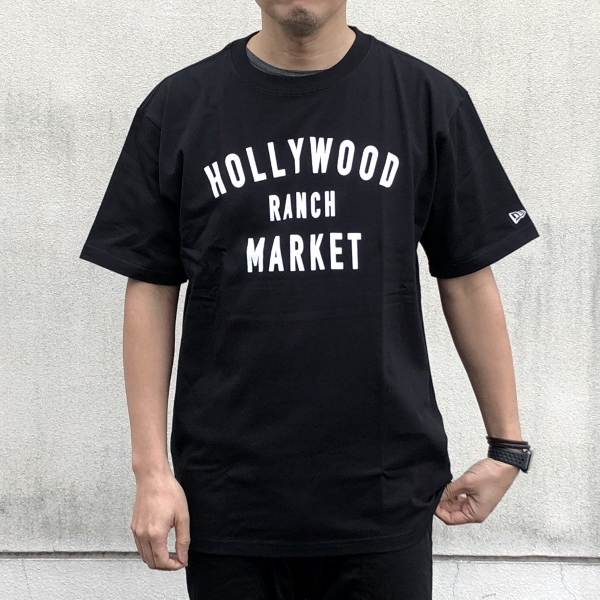 HOLLYWOOD RANCH MARKET NEW ERA×HRM  HR MARKET ショートスリーブTシャツ  XL (600x600).jpg
