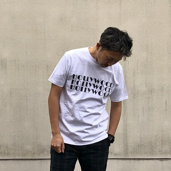 SCREEN STARS・HRM 3HOLLYWOOD Tシャツ L (600x600).jpg