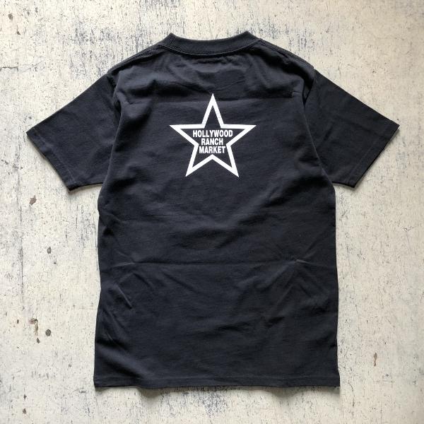 SCREEN STARS・HRM ネオンサインHOLLYWOOD Tシャツ バックプリント (600x600).jpg