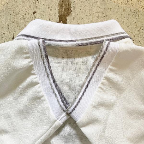 CHANGE TIPPED ポロシャツ フレッドペリー 白 (600x600).jpg