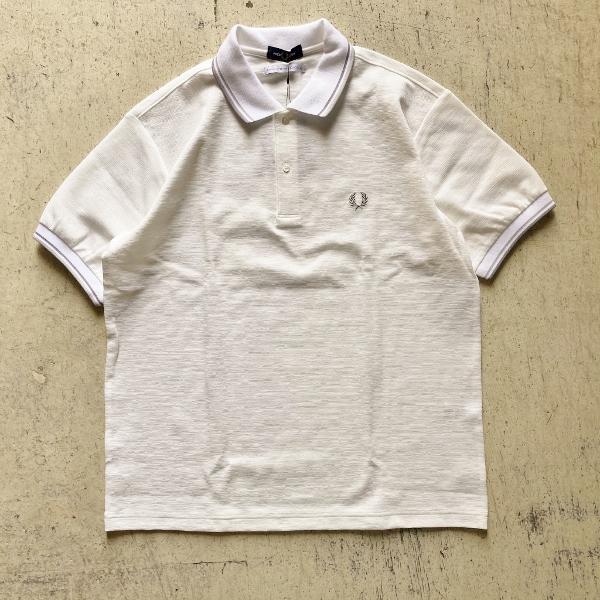 CHANGE TIPPED ポロシャツ フレッドペリー ホワイト (600x600).jpg