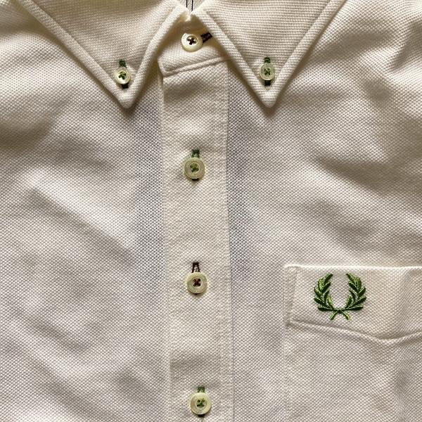 フレッドペリー B.D PIQUE SHIRT f1819 white (600x600).jpg