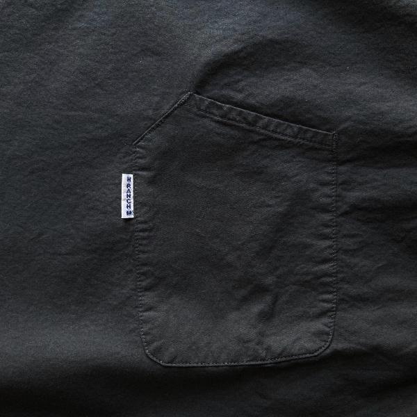 フィールソーグッドスリットスモック HRM ブラック ポケット (600x600).jpg